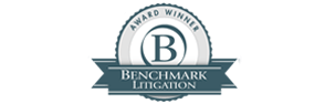 Benchmark Litigation Award Winner Logo