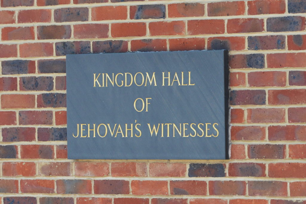 Jehovah's witnesses sexual abuse cover up